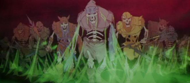 Villains, Bad Guys, Comic