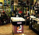 The Comic Center of Pasadena