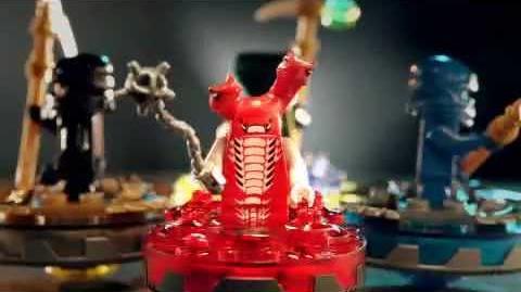 LEGO Ninjago Spinners Wave 3 by Testi Giocattoli Padova - www.testistore.it