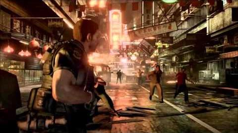 Resident Evil 6 Official Trailer