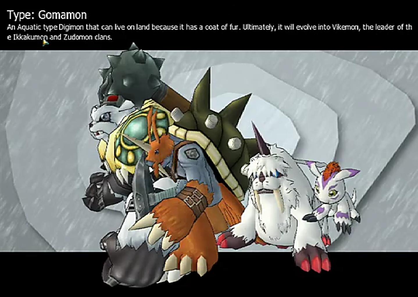 digimon gomamon evolution - photo #13