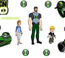 Ben10:Nueva Generacion