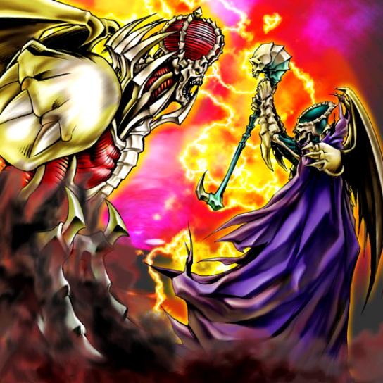 Archfiend Zombie Skull Archfiend - Yu-Gi-Oh