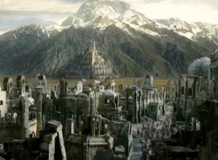 Names Of Cities In Lord Of The Rings