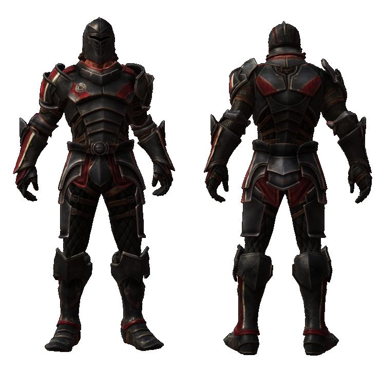 Shepard's Armor Set