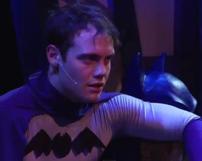 Dark knight batman and catwoman xxx parody - 5 1