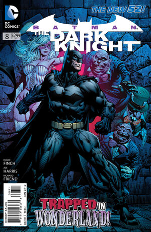 [DC Comics] Batman: discusión general 300px-Batman_The_Dark_Knight_Vol_2_8