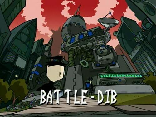 Battle-Dib