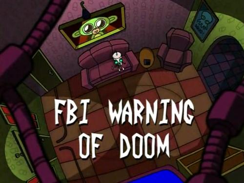 FBI Warning of Doom