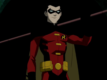 Robin - Young Justice Wiki: The Young Justice resource ...