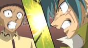 Kyoya vs Salhan