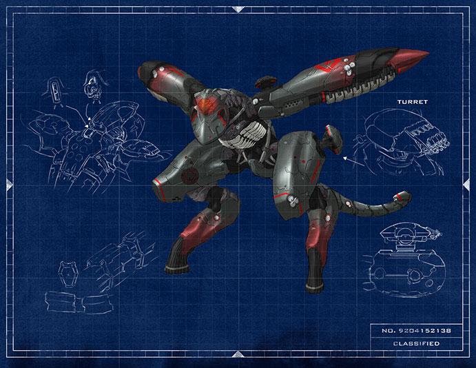 Gear Ray Metal Gear Ray Mod