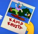 Kamp Krusty (location)