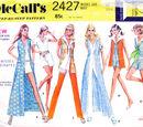 McCall's 2427 A