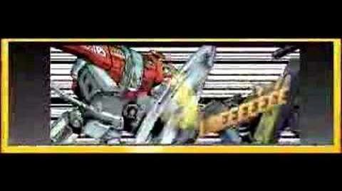EXO-FORCE Comic 29 A New Battle Begins