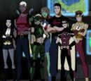 Young Justice: The Missing Years