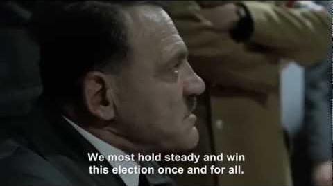 Hitler's Election Downfall II