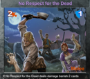 No Respect for the Dead