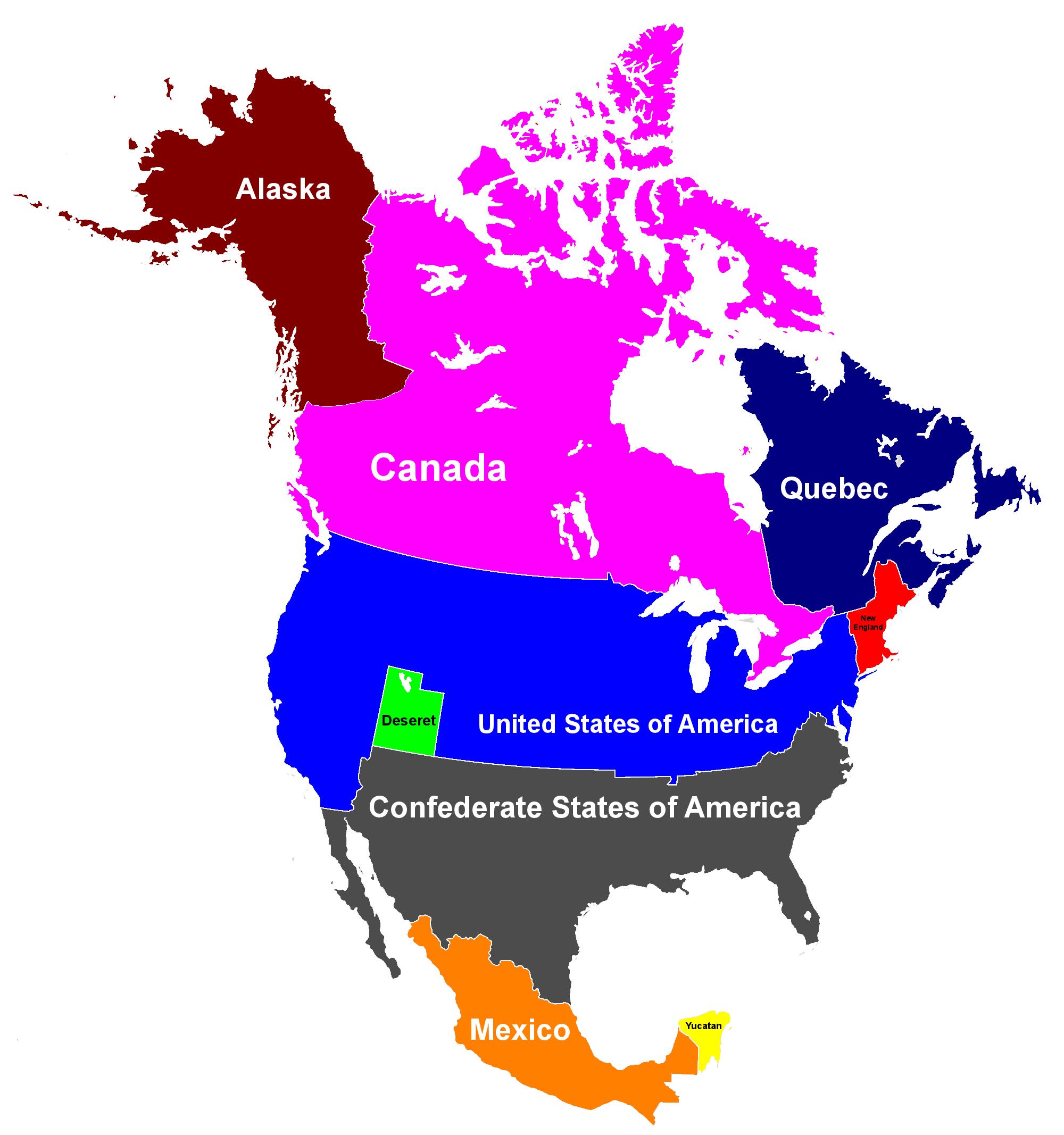 War Of 1812 Map