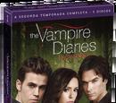 The Vampire Diaries: Segunda Temporada Completa (DVD)