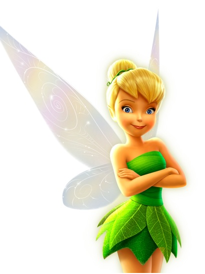 Tinkerbell Publish With Glogster
