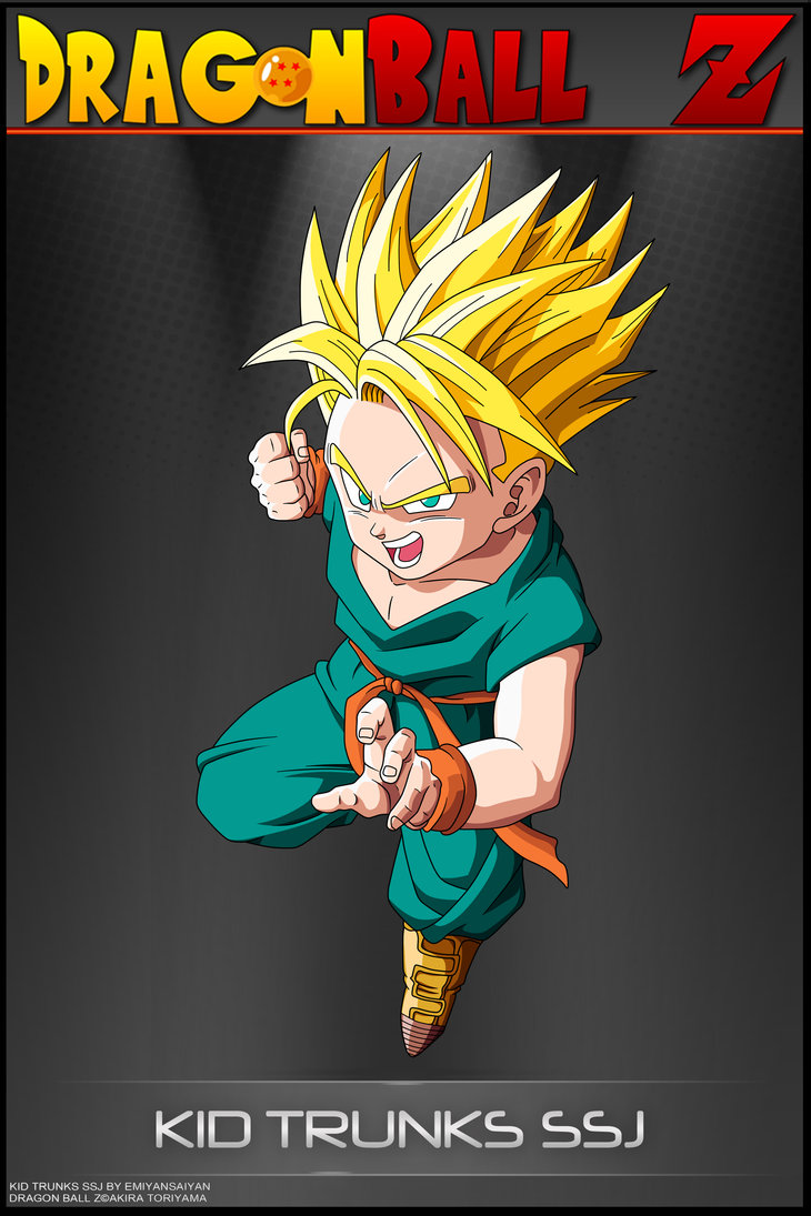 Size of this preview  320   215  480 pixels  Kid Trunks Super Saiyan 5