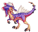 Cute Great Jaggi by corcho160 (DeviantArt).png