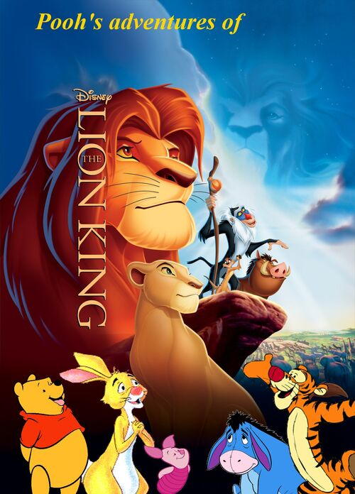 500px Pooh S Adventures Of The Lion King Poster 2 Jpg
