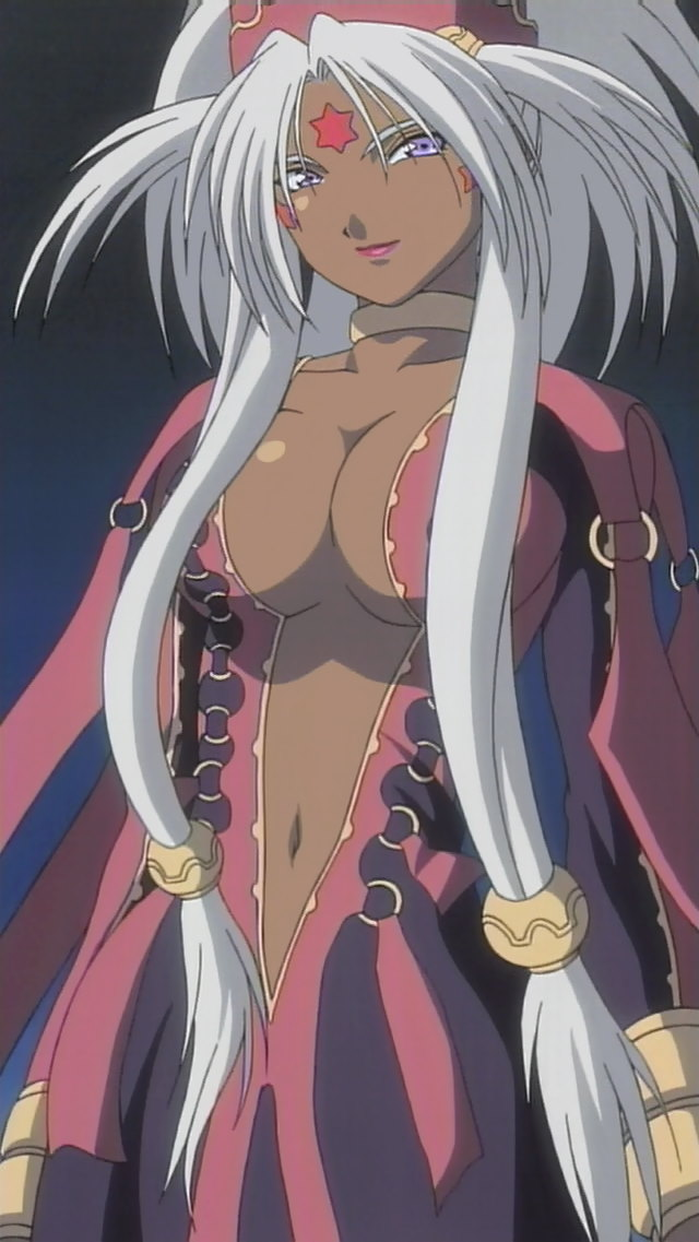 Anime With Dark Skinned Characters Animesuggest