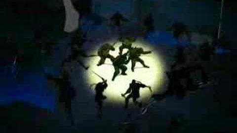 Teenage Mutant Ninja Turtles 2003 Theme Song (Staffel 1-3)