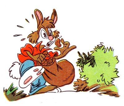 Brer Rabbit And Brer Lion Brer Rabbit Comic
