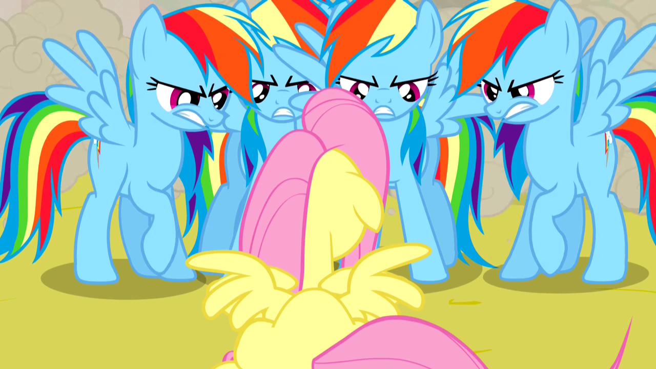 Rainbow Dash Clone File:rainbow Dash Clones