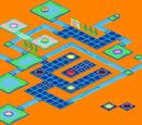 Mega Man Battle Network 2 Maps