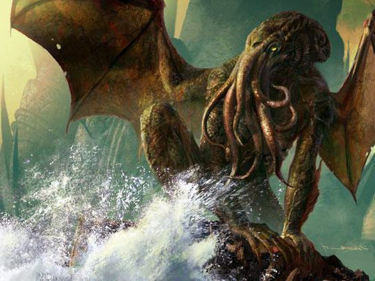L'appel de Cthulhu : Par-delà les Montagnes Hallucinées Great-cthulhu