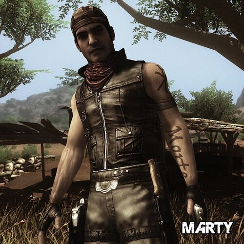 Image - Marty.jpg - Far Cry Wiki