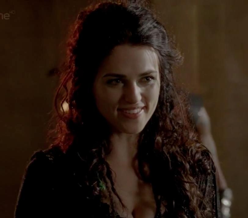 Morgana Merlin Evil Im...