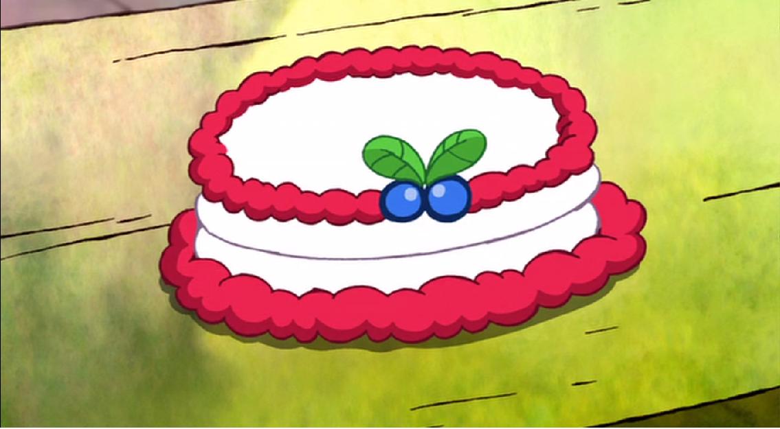 Meanie Cream Cake