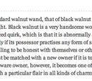 Wand Wood/Black Walnut