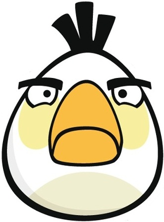 Image White Bird Frontjpg Angry Birds Wiki