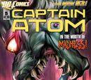 Captain Atom (Vol 2) 5