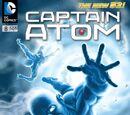 Captain Atom (Vol 2) 8