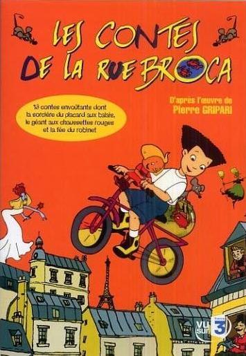 Imagen les contes de la rue de doblaje wiki - Contes rue broca ...