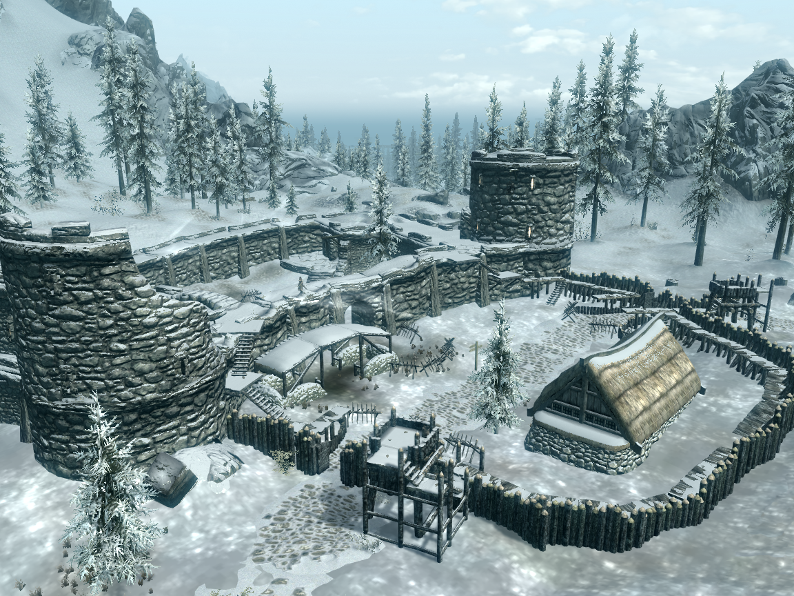 Fort Dunstad - The Elder Scrolls Wiki