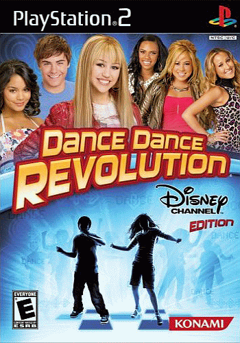 Dance Dance Revolution Disney Channel Edition Disneywiki