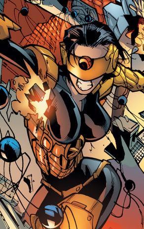 Leiko Tanaka Earth 616 Marvel Database Wikia