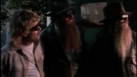 ZZ Top - Sharp Dressed Man (video)