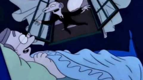 "Smithers ""Dream"" about Mr. Burns..."