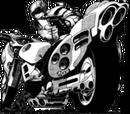 Tarantula Combat Jump Bike (UTI)