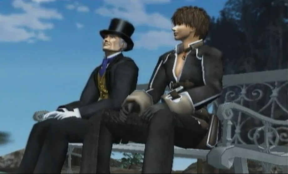 Shadow Hearts Covenant Fusions in Shadow Hearts Covenant