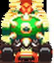 Bowser Sprite - Mario Kart Super Circuit.png